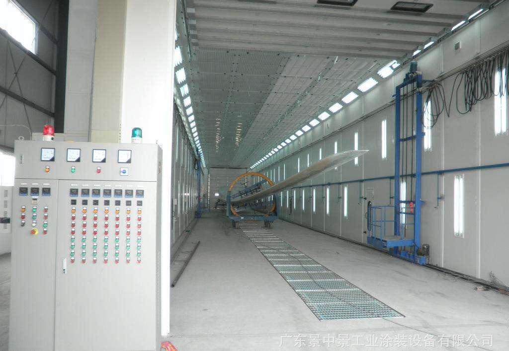 青海高压静电涂装设备